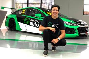 Stock Car: KTF Sports confirma Gaetano Di Mauro em toda a temporada