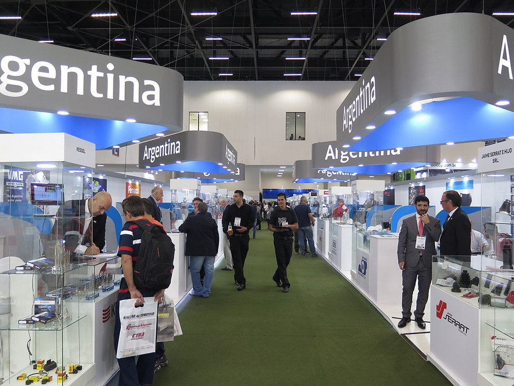 Argentina participa da feira AUTOMEC 2017 com mais de 40 empresas do setor de autopeças.
