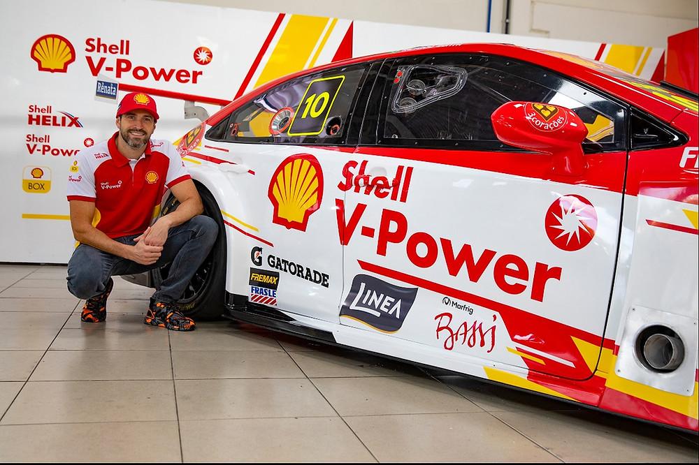 Stock Car: Zonta lança mostra seu Toyota Corolla para a temporada 2021