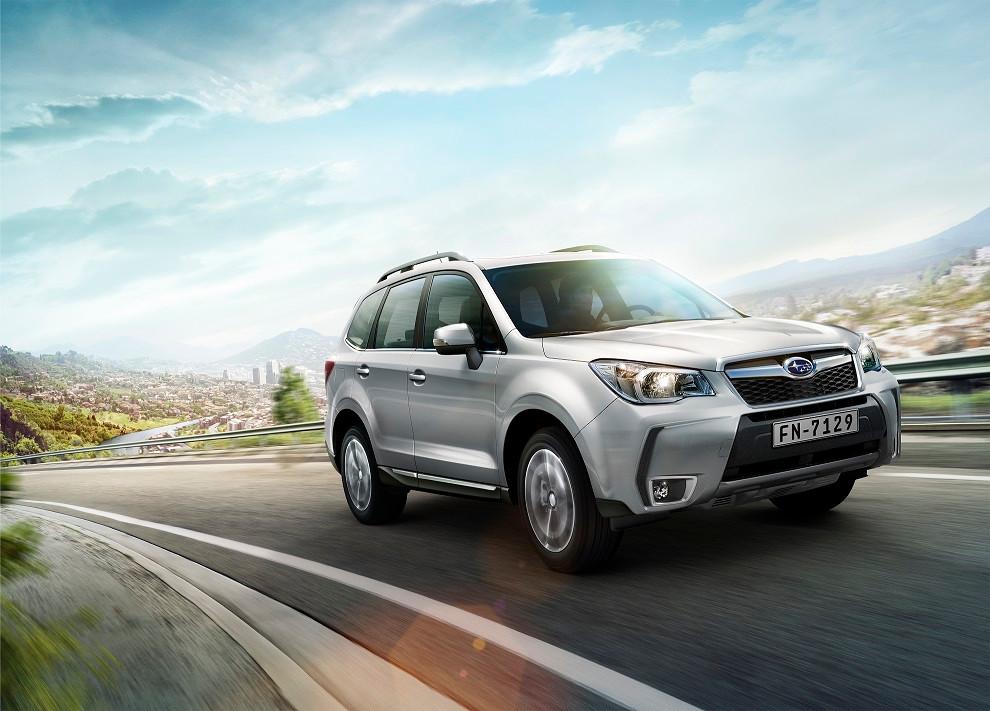 Na contramão da crise, Subaru consegue crescer no Brasil em 2015