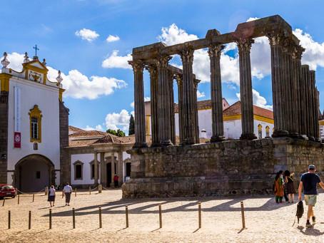 Turismo: Évora, no Alentejo, será sede de evento global voltado à recuperação do turismo