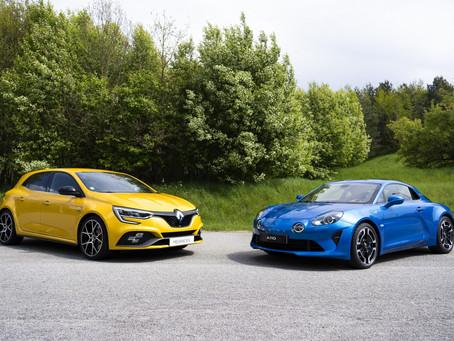 Renault Sport integrada na Alpine