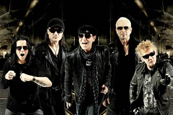 Scorpions volta ao Brasil em setembro para a 50th Anniversary World Tour