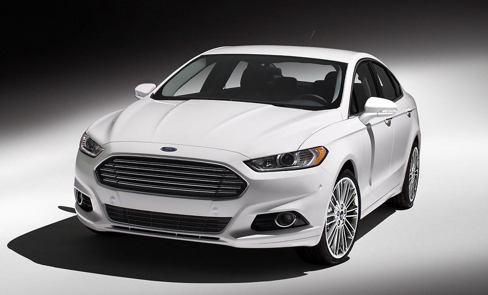Ford Fusion - 10 anos de evolução no Brasil