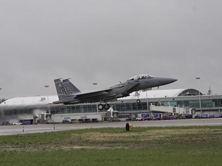 Aviação: Boeing antecipa entrega do segundo F-15EX