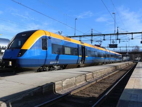 Ferrovia: Suspenso em 1992, Suécia recupera serviço de passageiros com a fronteira finlandesa