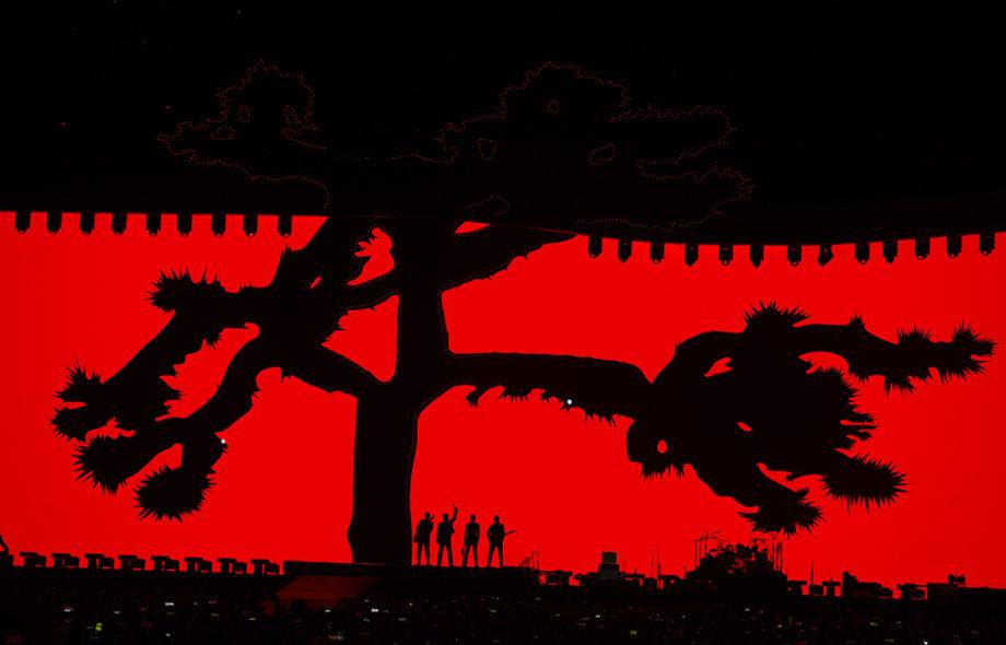 U2: Adicionado um terceiro e último show em São Paulo dia 22 de outubro, a data final da The Joshua Tree Tour 2017!