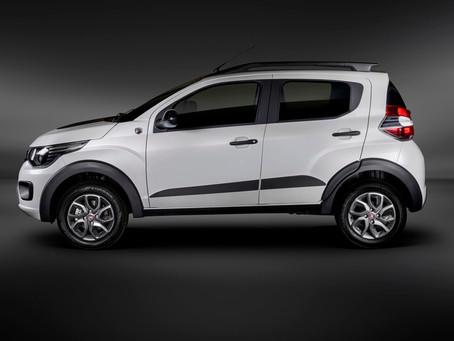 Fiat anuncia a marca de 150 mil unidades do Mobi vendidas no Brasil