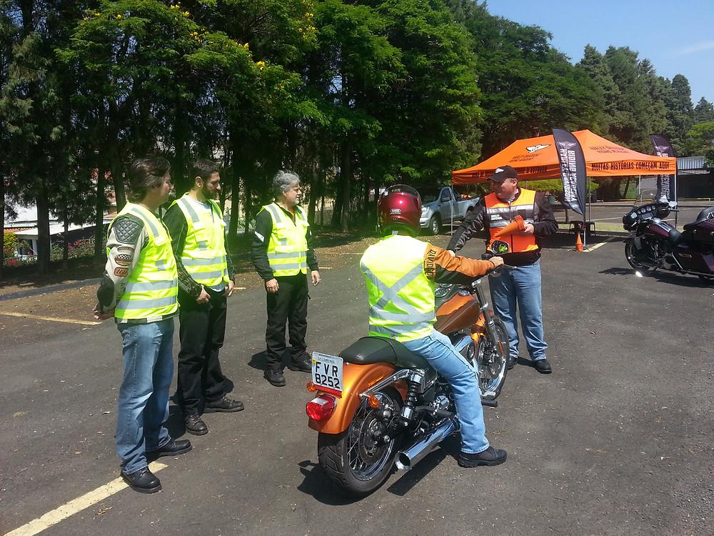 Programa Harley-Davidson Riding Academy chega ao Brasil
