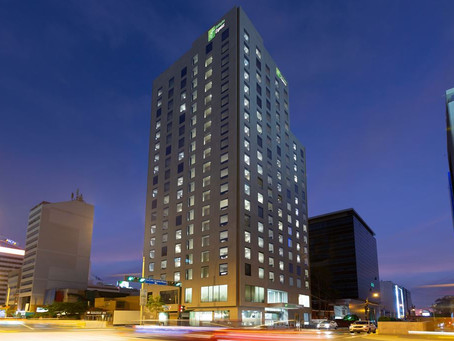 IHG Inaugura Holiday Inn Express Lima San Isidro, no Peru