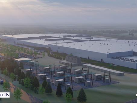 GM e LG Energy Solution investem US$ 2,3 bilhões em nova planta de fabricação de células de Ultium
