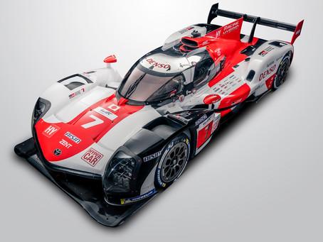 Toyota Gazoo Racing apresentou o novo GR010 Hybrid para o WEC