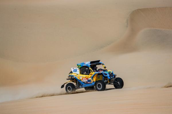 Brasil fecha Rally Dakar com dobradinha, pódio e sete brasileiros no top 10 dos UTVs
