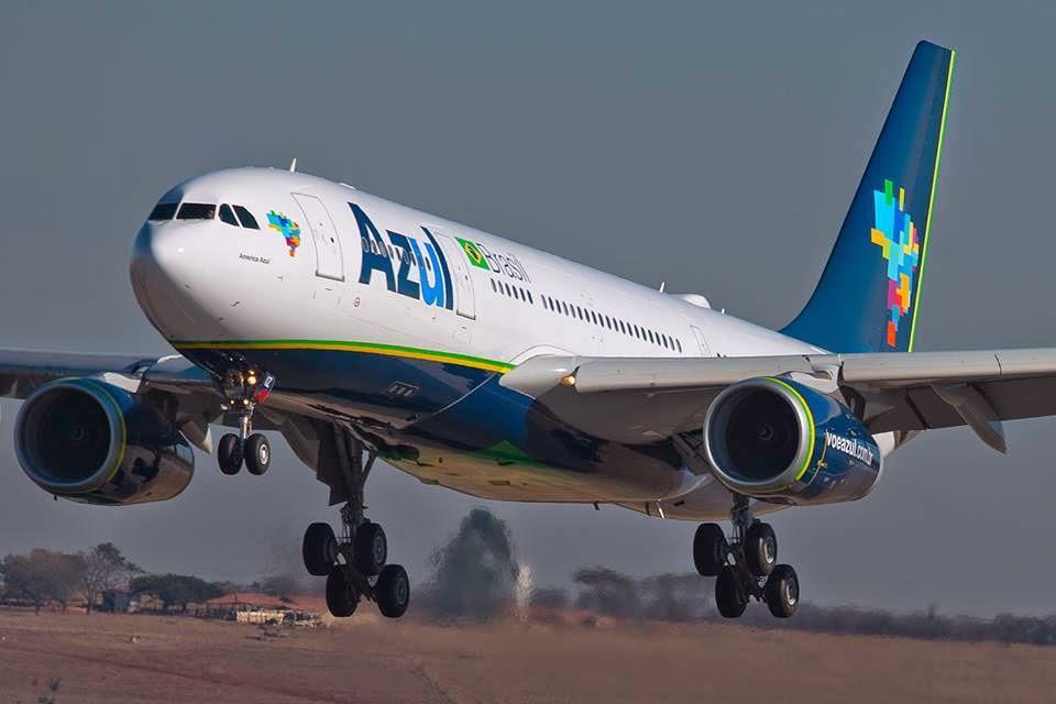 Azul anuncia seu primeiro voo internacional no Recife com rota exclusiva para Orlando (EUA)