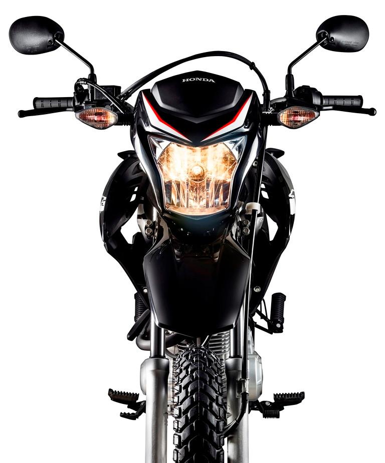 Honda NXR 160 Bros 2020 chega com novos grafismos