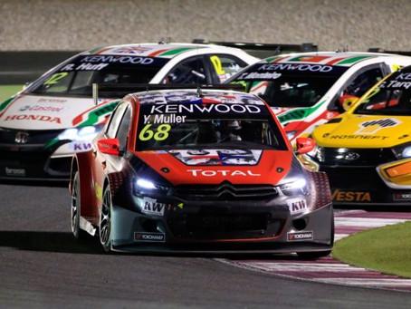 De volta ao WRC, Citroën abandona WTCC após três títulos.