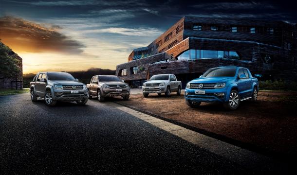 Volkswagen Nova Amarok chega para ser a picape média mais conectada no mercado brasileiro