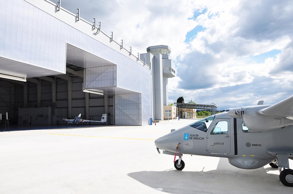 Aviação: Na Espanha, avião da Indra entra em testes finais de voo sem intervenção do piloto