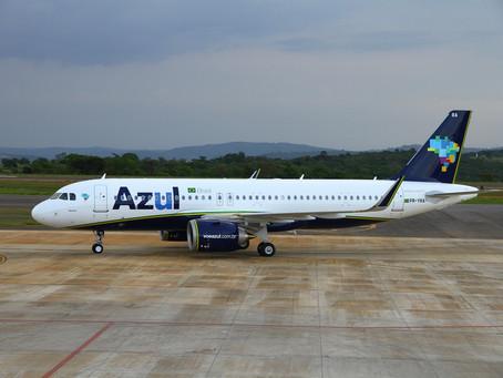 Azul inaugura operação regular entre Campinas e Buenos Aires