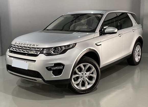 Land Rover Discovery Sport HSE  2.0 Turbo