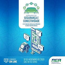 Seminário de Segurança e Conectividade AEA!