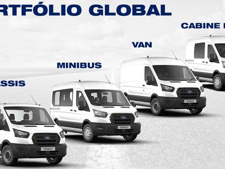 Através do Uruguai, Ford e Nordex trazem a Transit para a América do Sul