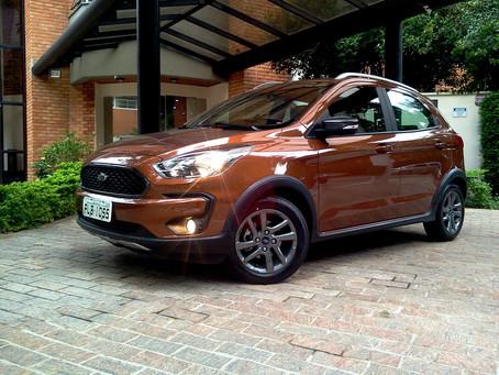 Avaliação: Ford Ka 1.5 AT FreeStyle, o aventureiro que surpreendeu pela qualidade do motor