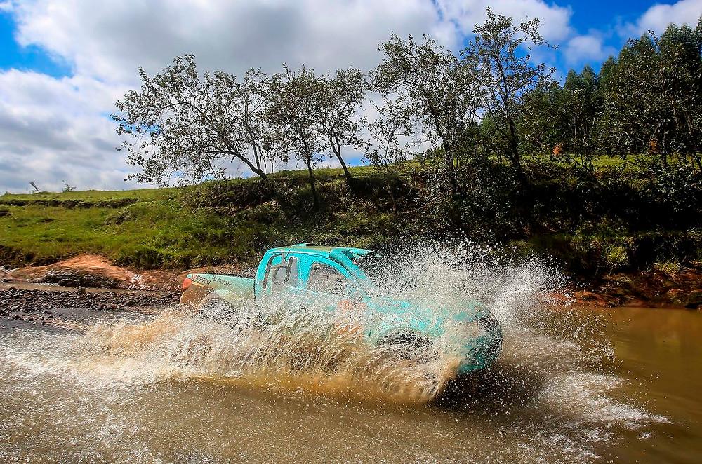 11ª edição do Rally Cuesta Off-road termina com vitória da dupla Glauber Fontoura e Minae Myauti.