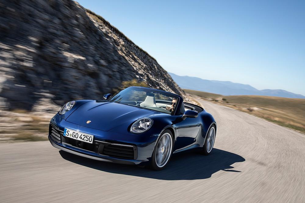 Porsche amplia garantia devido à crise do coronavírus