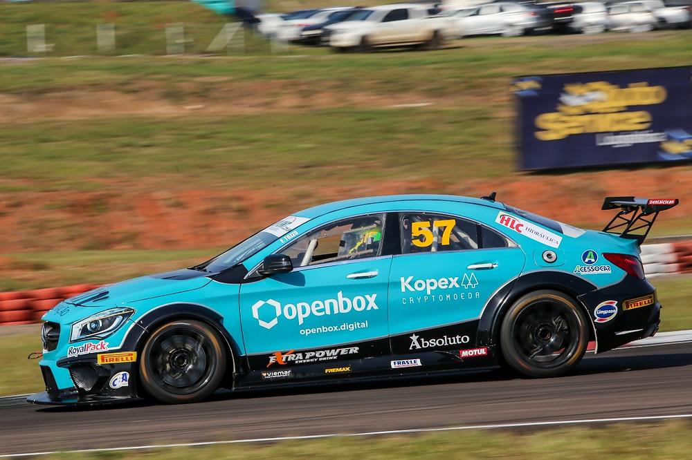 Mercedes-Benz Challenge : Fonseca e Kelemen ficam com as poles em Santa Cruz do Sul