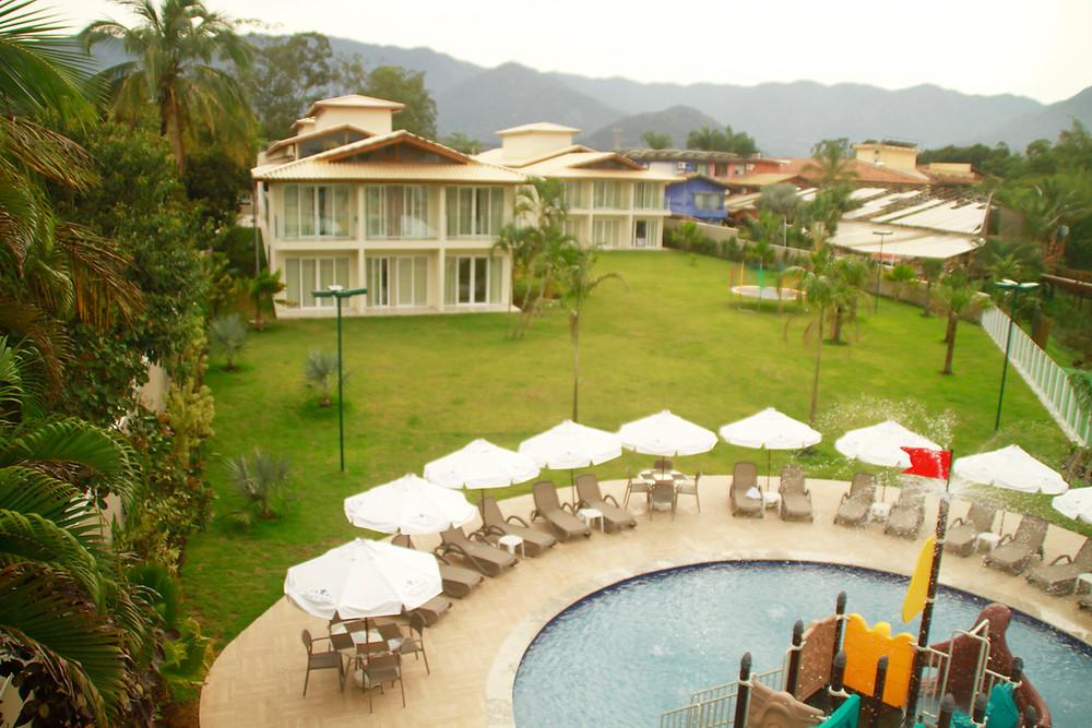 Sunset Beach Hotel, inaugurado este mês na praia de Cambury