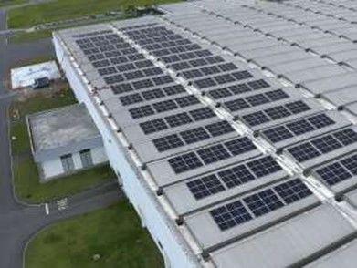Veículos BMW produzidos com energia solar em Araquari