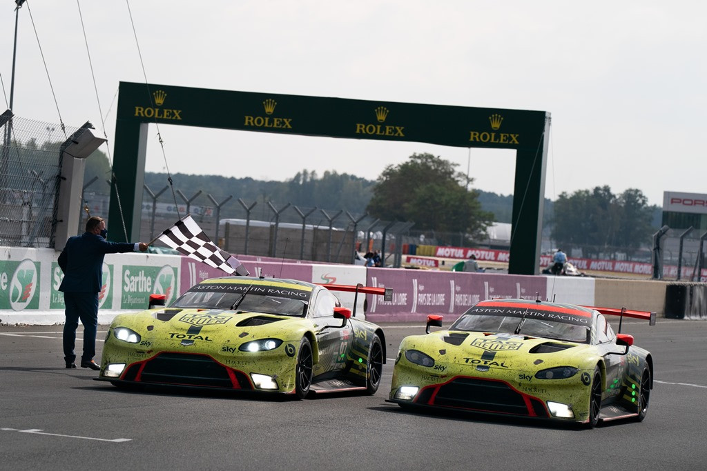 Aston Martin Racing Em Destaque Nas Classes Gt Da 88ª Edicao Das 24 Horas De Le Mans