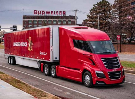 General Motors investe na fabricante de veículos elétricos Nikola