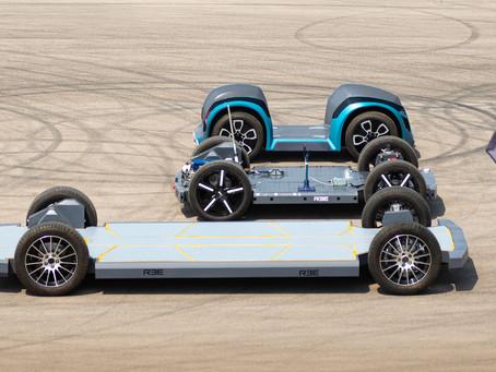 Expressas: A canadense Magna fará carros elétricos com a israelense REE