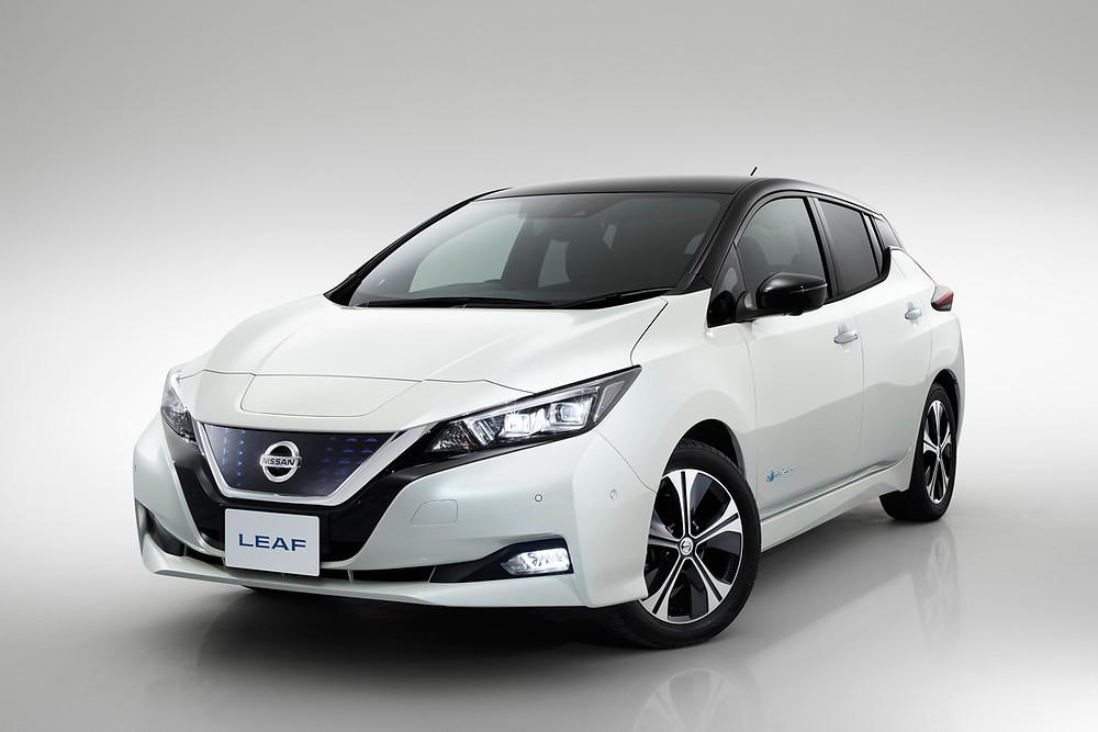 No Japão, proprietários do novo Nissan LEAF terão painéis solares gratuitos pra carregar seus veículos
