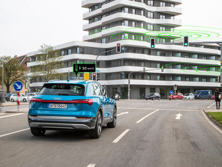Audi conecta em rede seus veículos com semáforos na Europa