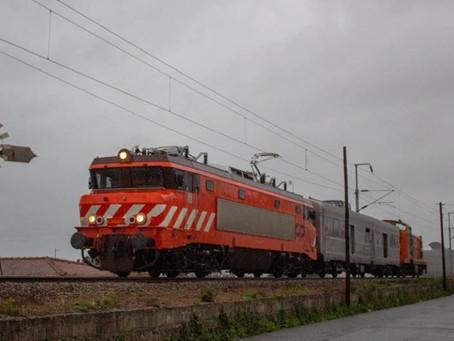 Ferrovia: Portugal ganha eletrificação de importante via do norte com ligação a Espanha