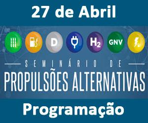 AEA - SEMINÁRIO DE PROPULSÕES ALTERNATIVAS