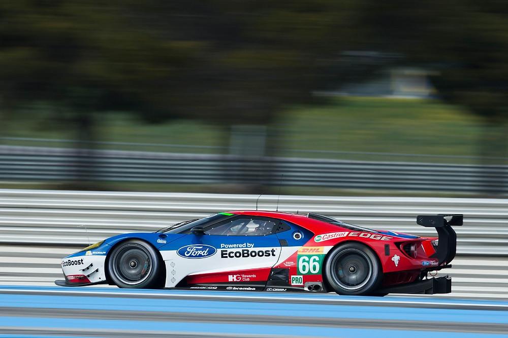 Silverstone recebe na Europa o novo Ford GT da equipe Chip Ganassi