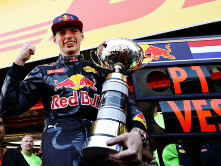 F1: Na véspera de GP da Espanha, Verstappen revive primeira vitória da carreira