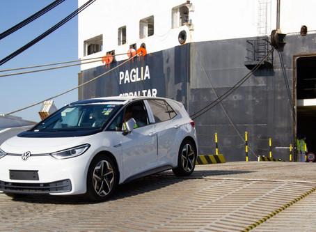 Chegam a Portugal as primeiras 80 unidades do novo modelo elétrico da Volkswagen, o ID.3.