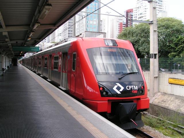 CPTM implanta operação especial na Linha 9-Esmeralda para GP de Fórmula 1