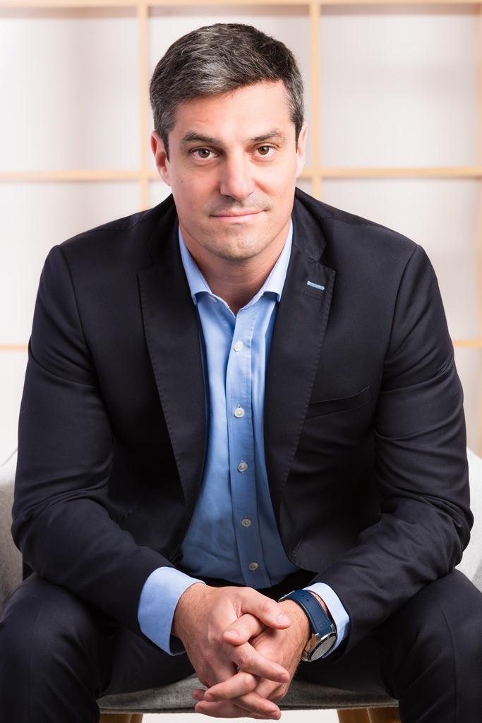 Antoine Gaston-Breton é o novo diretor de marketing das marcas Peugeot, Citroën e DS no Brasil