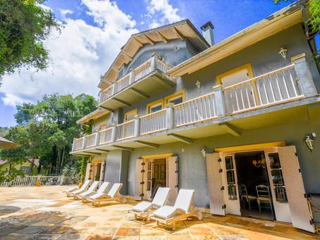 Turismo: Villa Coração Guest House é uma opção de hospedagem diferenciada em Monte Verde