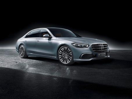 Expressas: Novo Mercedes-Benz Classe S