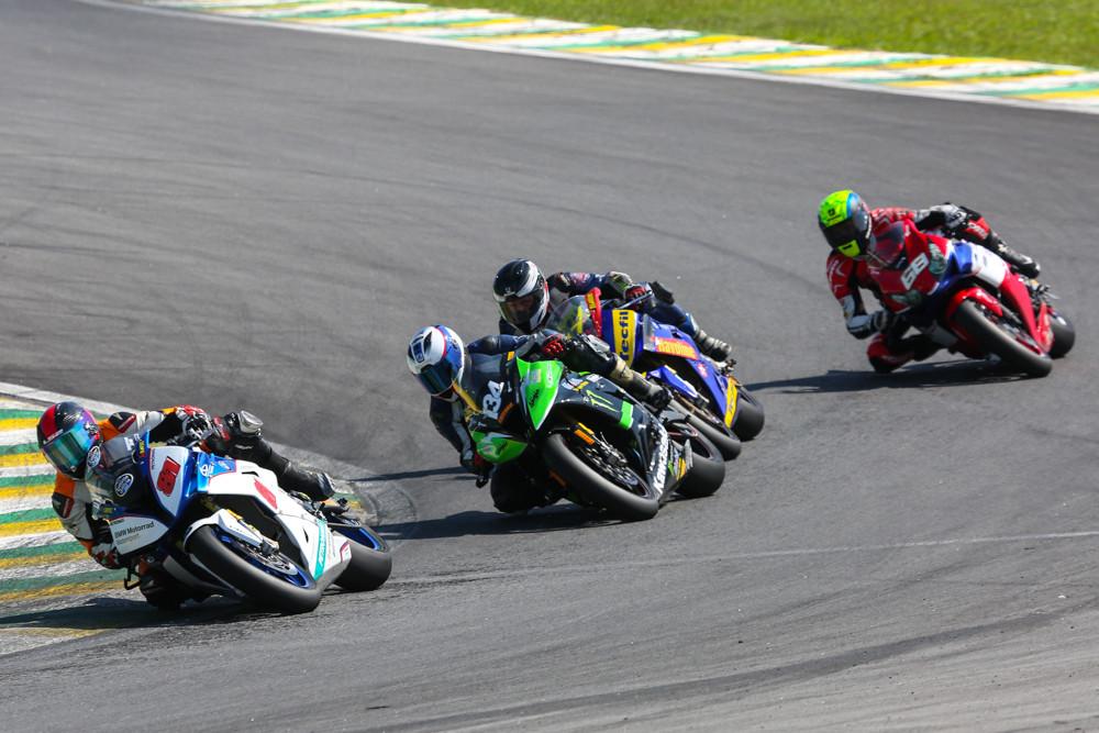 Superbike Brasil tem novo esquema de pontuação em 2016