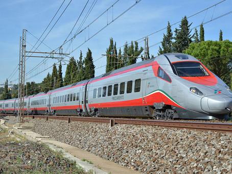 Em Dezembro é inaugurada a nova ligação ferroviária entre Milão e Frankfurt