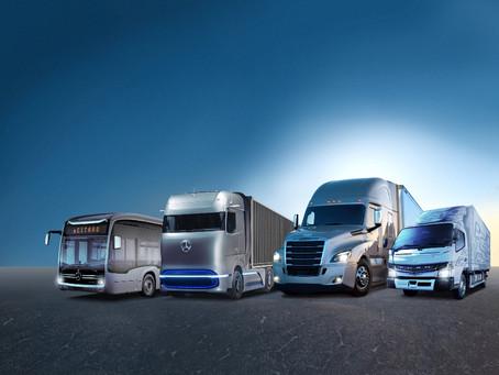 Daimler Truck e Mercedes-Benz vão virar duas empresas e separar operação de caminhões/ônibus e carro