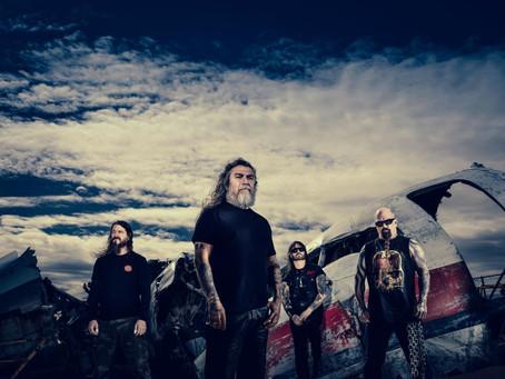 Slayer celebra 38 anos de carreira com show no dia 2 de outubro no Espaço das Américas em São Paulo
